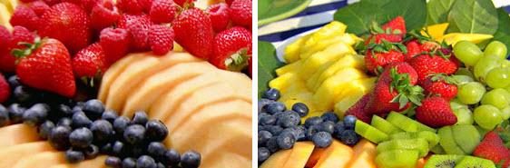 Q1 Resort and Spa Fruit Platter