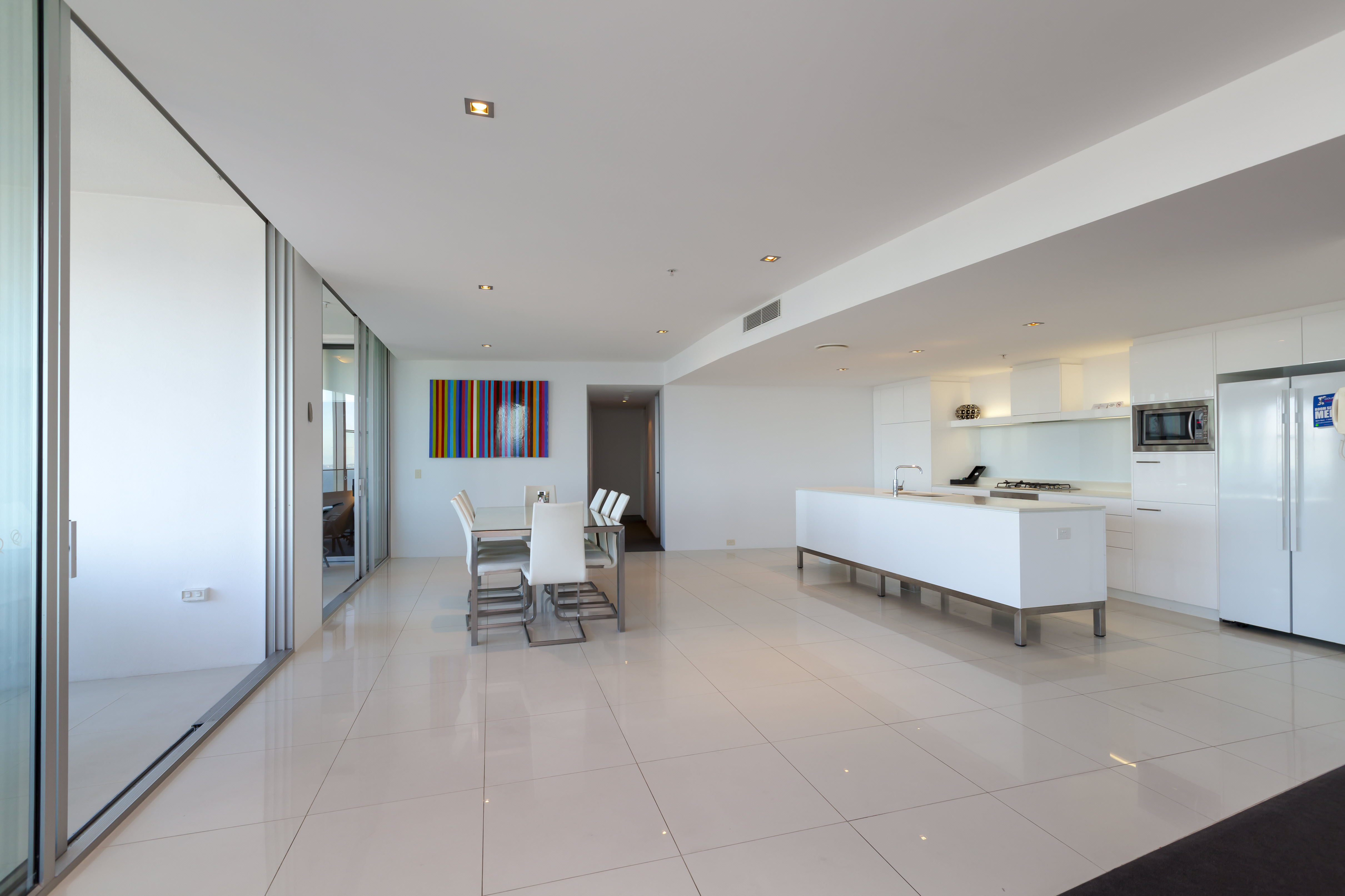 Q1 Resort & Spa Four Bedroom Executive Spa Apartment | Kitchen