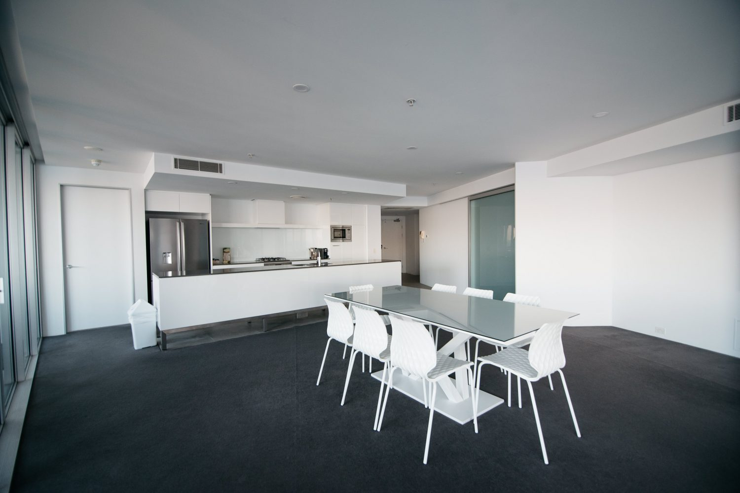 Q1 Resort & Spa Three Bedroom Sub Penthouse Apartment | Dining Area