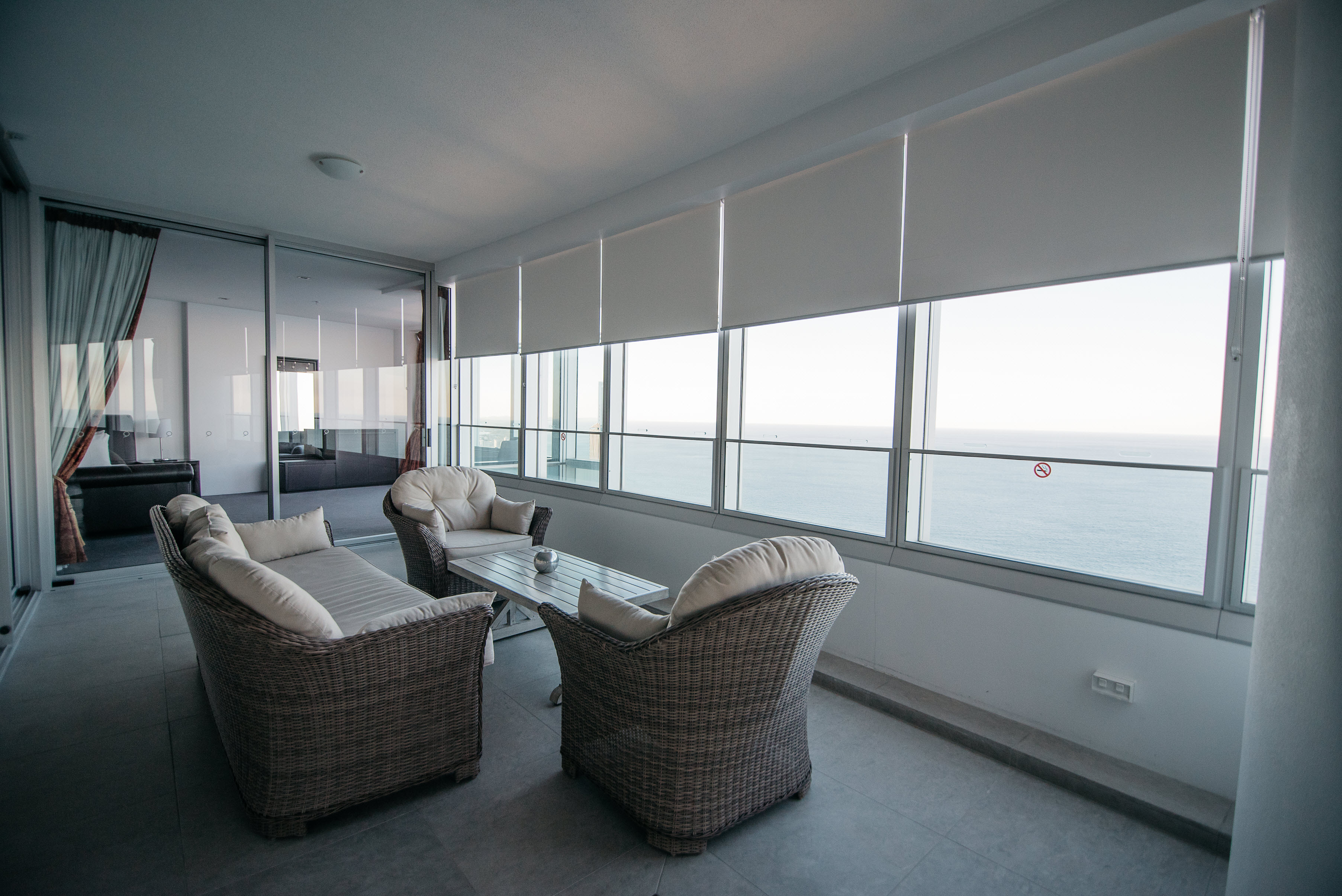 Q1 Resort & Spa Four Bedroom Penthouse Apartment | Balcony