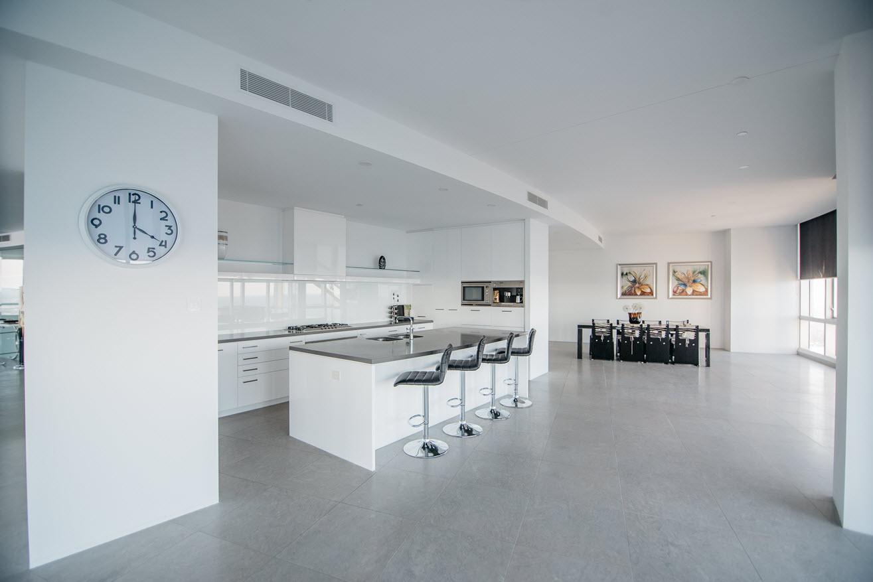Q1 Resort & Spa Presidential Penthouse | Designer Kitchen