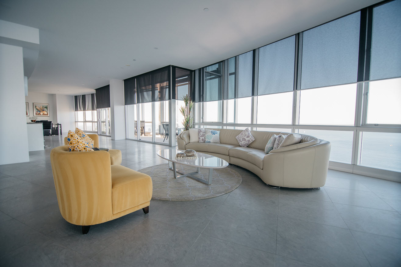 Q1 Resort & Spa Presidential Penthouse | Living Area
