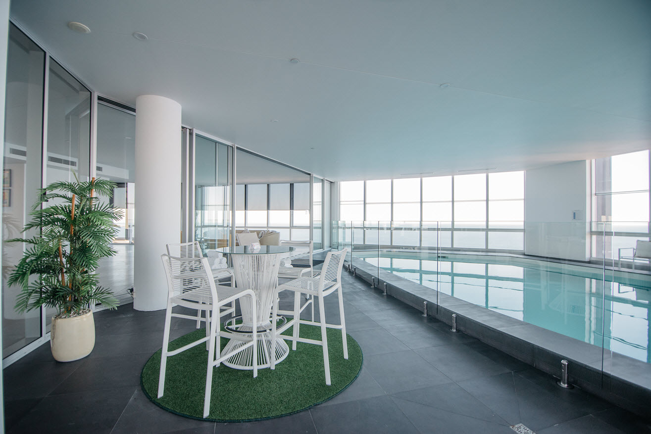 Q1 Resort & Spa Presidential Penthouse | Private Pool