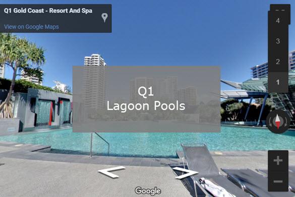 Q1 Resort & Spa | Q1 Lagoon Pool Virtual Tour