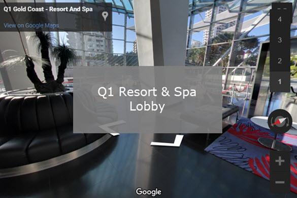 Q1 Resort & Spa | Q1 Resort Lobby Virtual Tour