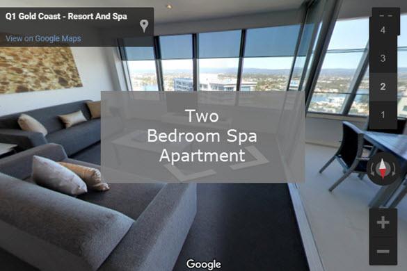 Q1 Resort & Spa | Two Bedroom Spa Virtual Tour