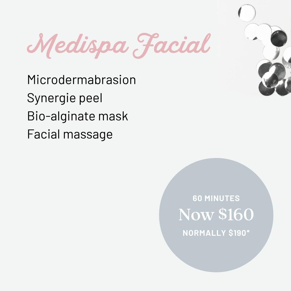 Q1 Resort & Spa | Stephanies Wellness Spa Medispa Facial