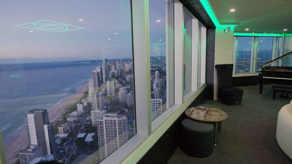 Two Bedroom Penthouse Apartment | Breathtaking apartment views