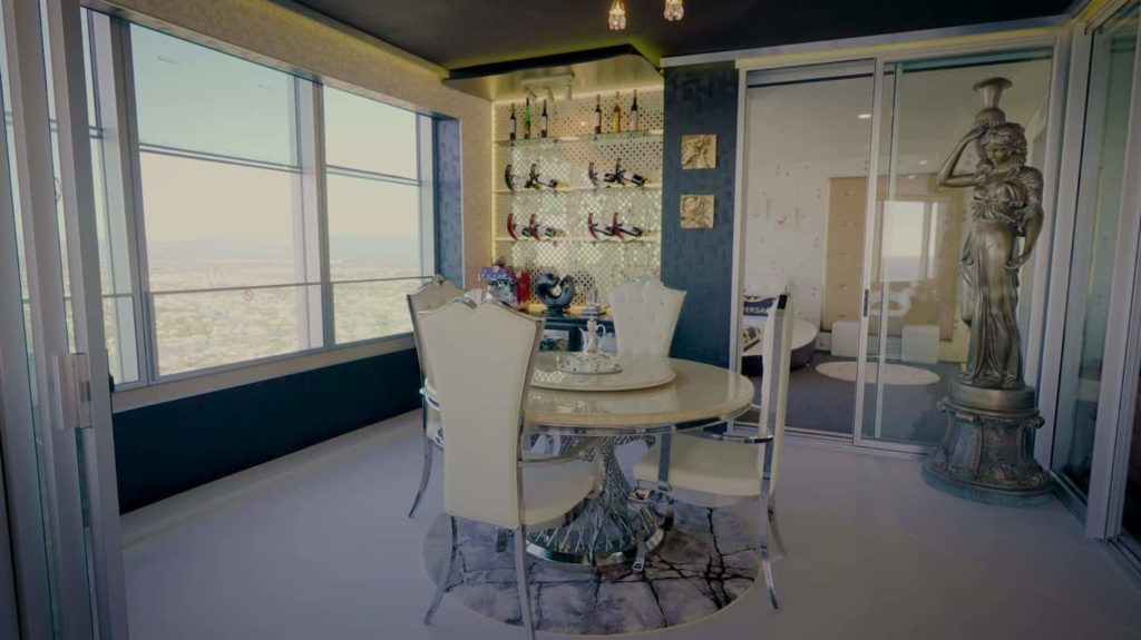Two Bedroom Penthouse Apartment | Balcony
